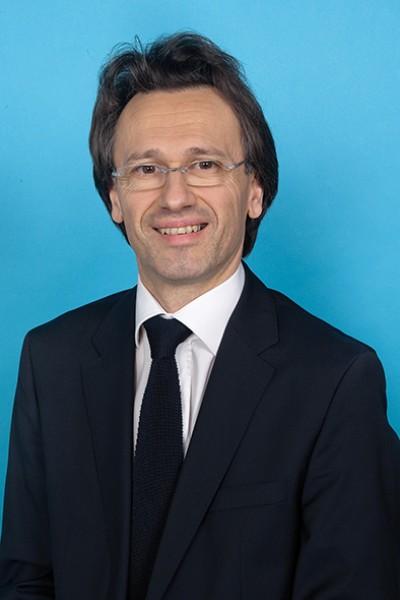 7ème Vice-président, Emmanuel AGIUS, Développement économique, aménagement de l'espace communautaire, mutualisation et coopération intercommunale