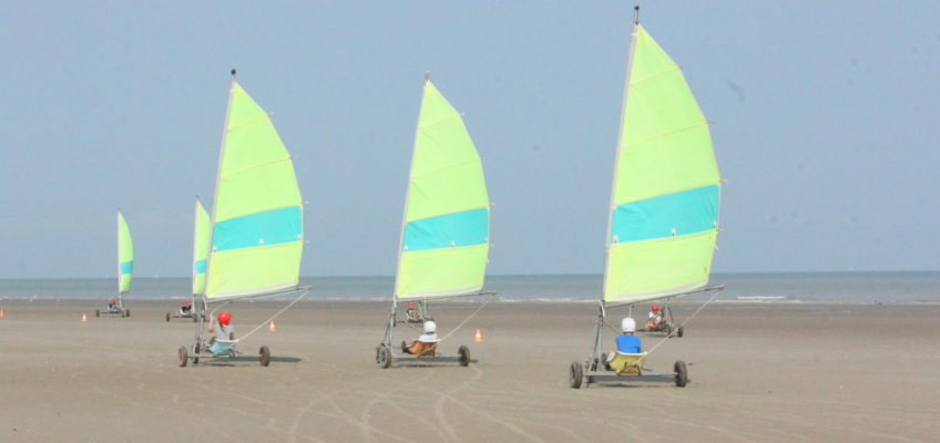 Base De Char  Voile  Weekends Roulables   Grand Calais Terres