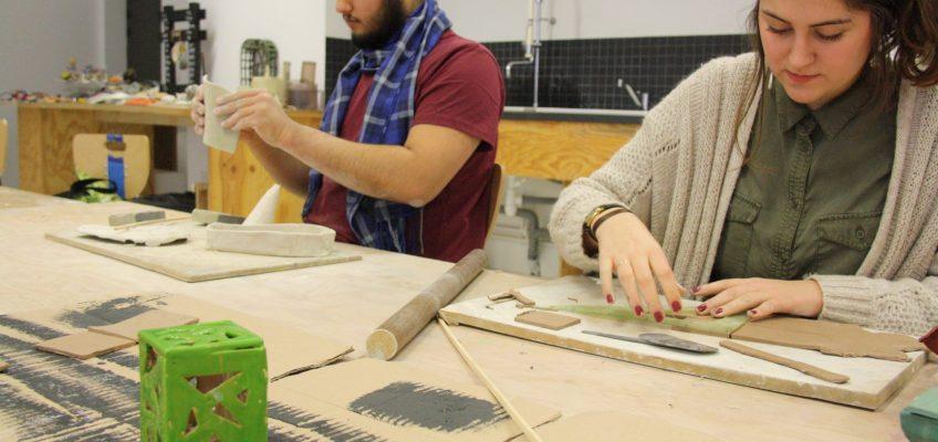 Ecole d'art : les inscriptions à la classe prépa' sont ouvertes