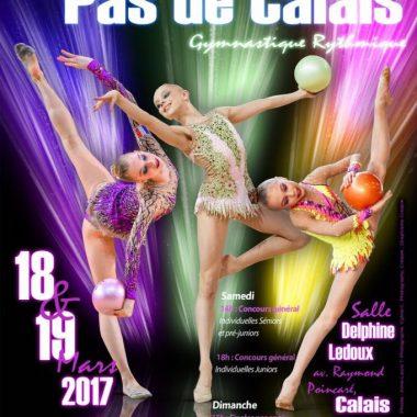 29 ème tournoi international du Pas-de-Calais de gymnastique rythmique