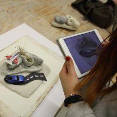 Retrouvez les créations de la classe prépa de l'école d'art