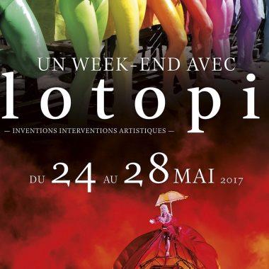 Du 24 au 28 mai : ilotopie va enchanter Calais