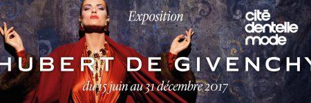 Cité de la Dentelle et de la Mode, Exposition : Hubert de Givenchy