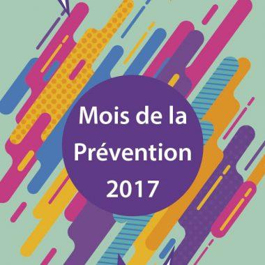 Mois de la Prévention 2017