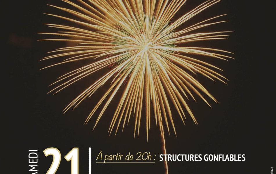 Soirée festive ce 21 Juillet à la base Tom Souville