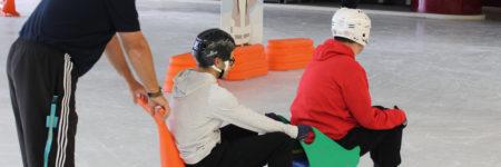 Journée découverte à la patinoire Iceo