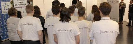 Ecole du Numérique du Calaisis – Restitution de la première session de formation
