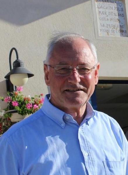 6ème autre membre du bureau, Marc BOUTROY, Tourisme rural et sentiers de randonnée