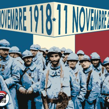 11 Novembre 2018 – Un drapeau sur chaque maison