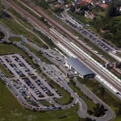 Parking de la gare de Calais Frethun : les travaux débutent