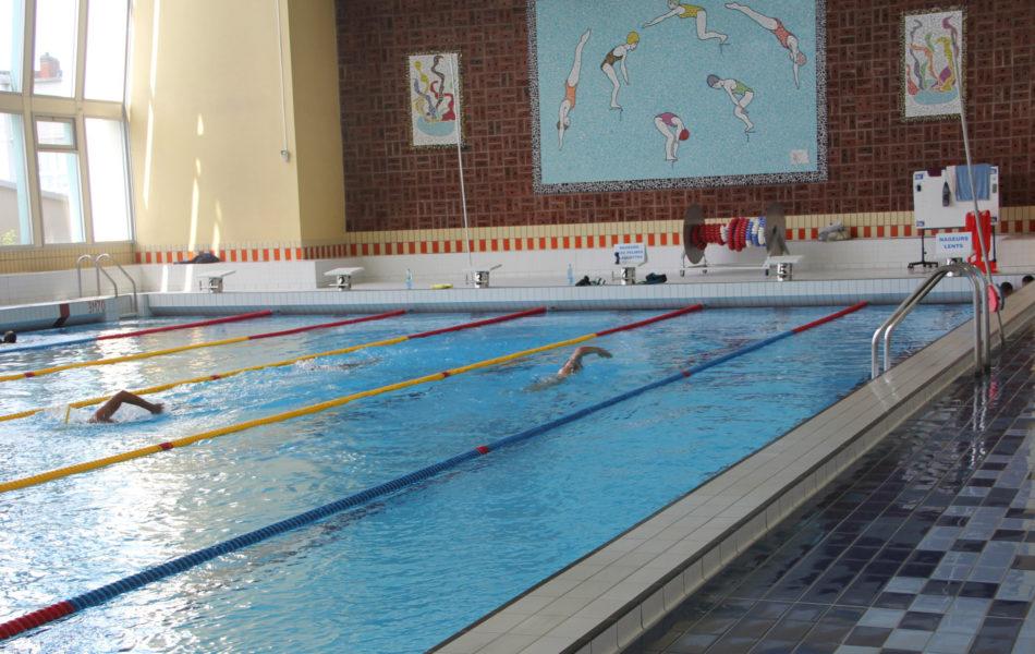 Fonctionnement des piscines de Grand Calais – Avril 2021