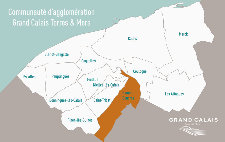 Elaboration de la carte communale de Hames-Boucres – Concertation