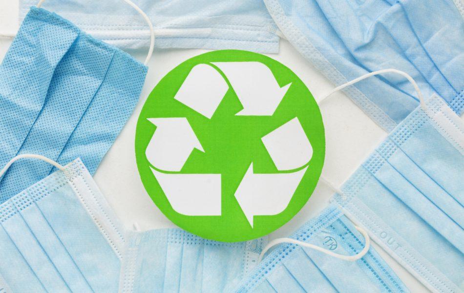 Collecte & recyclage des masques chirurgicaux